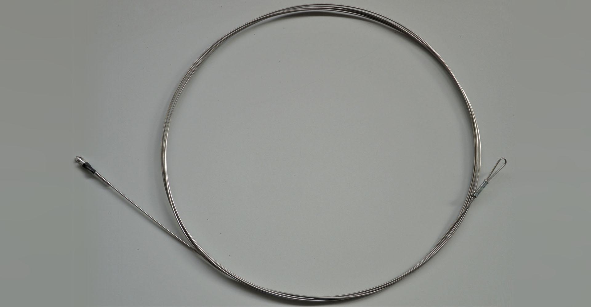 Art 501 – Sartia alta monocavo acc.inox diam.1.8 mm.