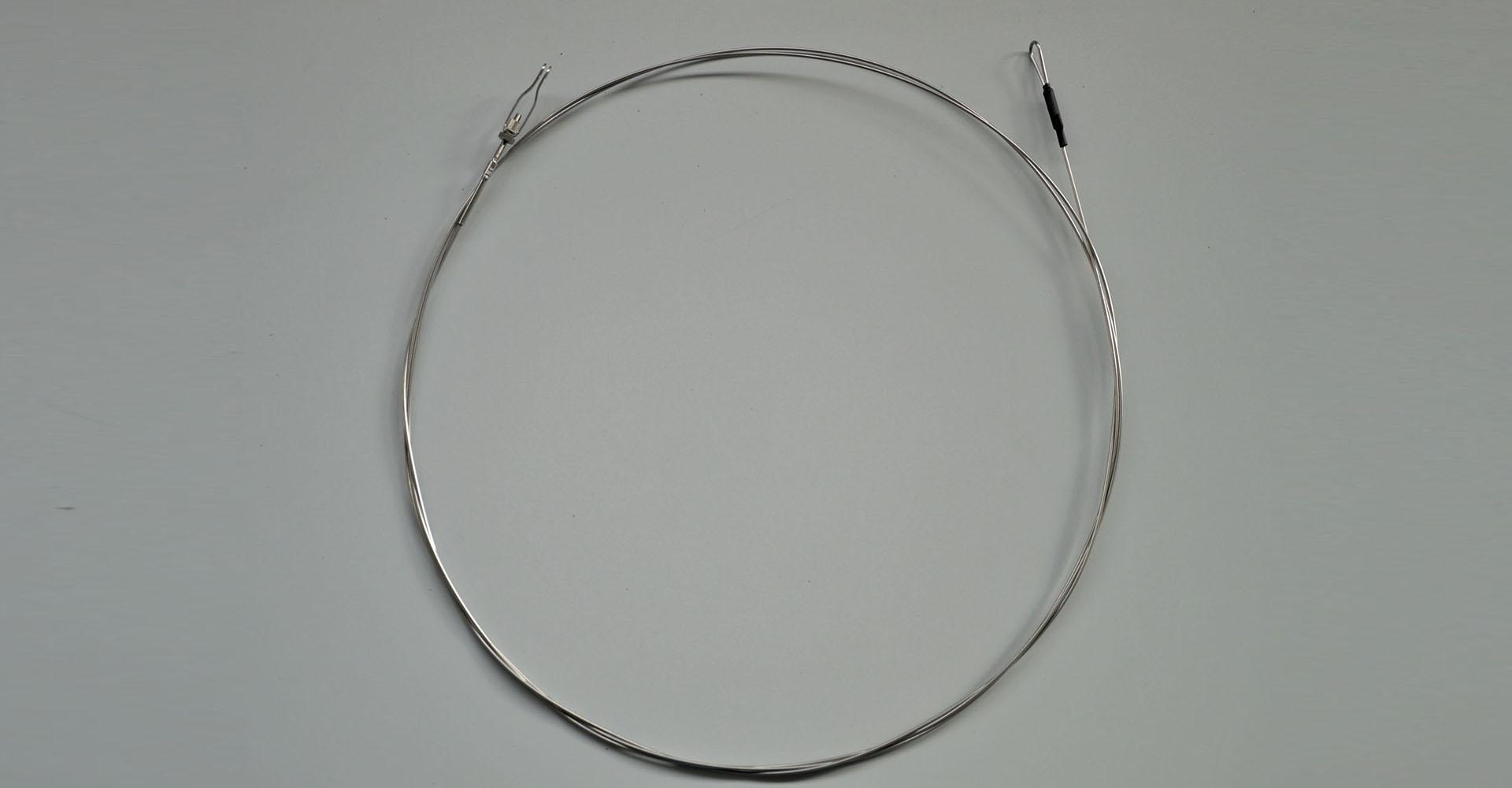 Art 502 – Sartia intermedia alla crocetta monocavo acc.inox diam. 1.8mm